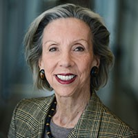 Suzanne Stephens, Ph.D.